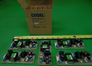 Box of 5 X Cosel Power Supply LDA 15F-5 Output +5Vdc 3.0 Amps NEW IN BOX
