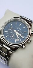 Rotary GB00670/05 Gents Chronograph Stainless Steel Blue Date Dial Watch
