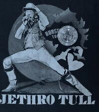Vintage 1978 Jethro Tull Busting Out Concert Shirt Near Mint!