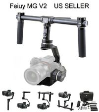 Feiyu MG V2 3-Axis Handheld Gimbal Gyroscope Stabilizer for Mirrorless Camera