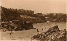 Newquay, Towan Beach (Judges 11672) - used postcard