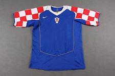 CROATIA Hrvatska Euro 2004 away shirt jersey NIKE 2004 2006  SIZE XL