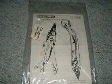 Airmodel Vacforms 1/72 Kit# 202 McDonnell F3H-2 Demon