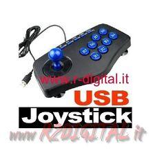 JOYSTICK ARCADE JOYPAD COMPUTER USB MAME NEO GEO PC NOTEBOOK CONTROLLER MAME32