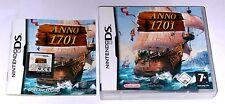 Gioco: anno 1701 per il Nintendo DS Lite + + + DSi XL + 3ds + 2ds
