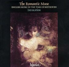 The Romantic Muse: English Music in the Time of Beethoven (CD, 1994) new