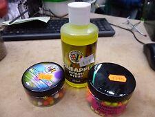 ringers pop ups pineappple liquid mini match boilies