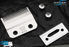 Wahl Magic Clipper Replacement Blade Set Stagger Tooth Fit All Full Size Clipper