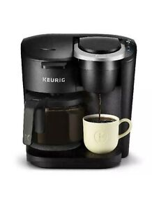 Keurig K-Duo Essentials 12 Cup Coffee Maker - Black