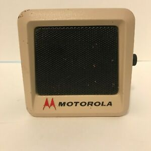 Vintage Motorola  TSN-5006A speaker