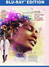 OF MIND AND MUSIC (Aunjanue Ellis) - BLU RAY - Region Free - Sealed