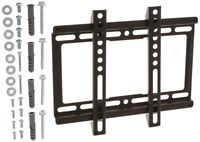 Roku Smart Tv Mount TCL TLC Mounting Bracket Kit Wall Dorm Ruko Easy
