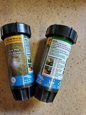 2 Pack - Rain Bird Sure Pop 1/2-in Plastic Pop-up Spray Head Sprinkler - Sp25-F