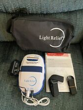 Light Relief Infrared Joint Muscle Pain Relief Therapy Device LR150 Complete Kit