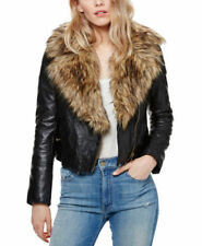 676f6679ad2 Faux Fur Casual Coats & Jackets for Women for sale   eBay