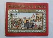 BD - Bonjour les Indes / EO 1991 / DODO & BEN RADIS & JANO / LA SIRENE