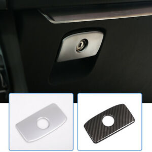 For Jaguar XE XF F-Pace Car Iterior Passenger Side Storage Box Decoration Cover