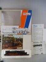 Roco H0 Museumsedition 43248 Schlepptenderlok mit Buch (3908)