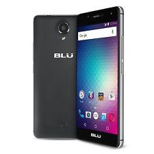 "BLU R1 HD R0031uu 5"" Smartphone 16GB GSM Unlocked Dual SIM Android -Black- NEW"