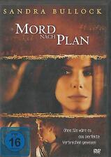 DVD - Mord nach Plan (Sandra Bullock) / #13928