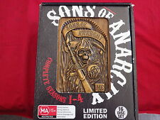 Sons of Anarchy - Limited Edition - Complete Season 1 - 4
