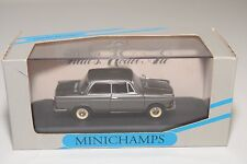 . MINICHAMPS BMW 700 LS 1962 - 1965 METALLIC GREY MINT BOXED