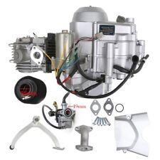 125cc SEMI Auto Engine Motor 3 Speed +Reverse For ATV Quad ATC90 ATC70 ATC110 US