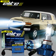 GENSSI Elite LED Headlight Bulb Conversion Kit for Toyota FJ Cruiser 2007-2014
