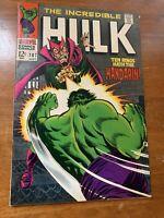 The Incredible Hulk #107 (Sep 1968, Marvel)