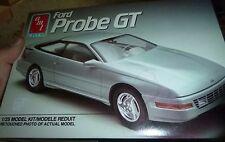 AMT 1990 FORD PROBE GT VINTAGE MODEL KIT 1/25 OPEN COMPLETE