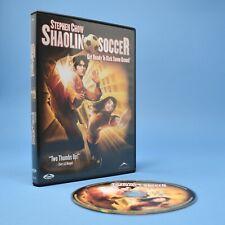 Shaolin Soccer Dvd Stephen Chow - Region 1 - Bilingual