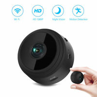 Home Security IP Camera WiFi Wireless Full HD 1080P IR Night Vision Recorder