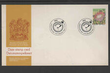 SOUTH AFRICA #479  5c  FLOWER      MINT VF NH O.G  FDC