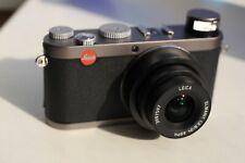 Leica X X1 12.2MP Digital Camera - Black