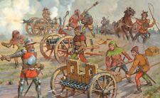 Zvezda 8027 - 1/72 personaggi-set Medieval Field Powder Artillery-NUOVO