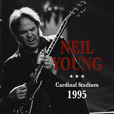 NEIL YOUNG & CRAZY HORSE Sealed Ltd Ed 2018 LIVE 1995 CONCERT 2 VINYL RECORD SET