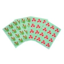 Recollections Christmas Candy Cane Scented Stickers 48pc #1554