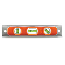 Klein Tools 935R Rare Earth Magnet Aluminum Torpedo Level