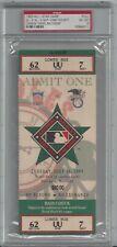 1993 Baseball All-Star Game Full Ticket - PSA 6