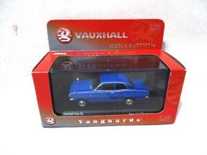 Corgi Vanguards Vauxhall Viva SL   Peacock Blue   VA08703