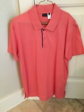 NWOT Paul Smith Coral Colored Polo size Medium