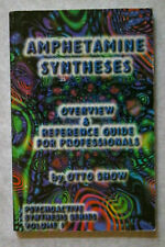 Amphetamine Syntheses Overview & Reference guide for Professionals Otto Snow