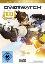 Overwatch - Game of the Year Edition für PC | DEUTSCH | CD KEY | BATTLE.NET