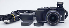OLYMPUS PEN E-P3 12MP DIGTAL CAMERA + 14-42mm F/3.5-5.6 L ED LENS PARTS/REPAIR