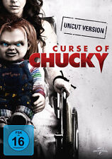 CURSE OF CHUCKY PARTE 6 chuckys Fluch - SE Chuckie DVD NUEVO