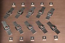 10 - 10x32 Cage Nuts (Fit XK 120, 140, 150 Jaguars)