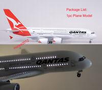 1/160 Passenger Plane A380 Qantas Airways Airplane Model Aircraft