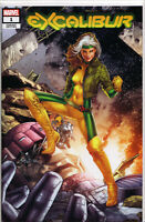 EXCALIBUR #1 (JAY ANACLETO EXCLUSIVE VARIANT) COMIC BOOK ~ Marvel ~ IN STOCK