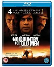 No Country For Old Men [Blu-ray] [2007] [Region Free] [DVD][Region 2]