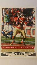 NFL Trading Card LaMichael James San Francisco 49ers Score 2013 Panini